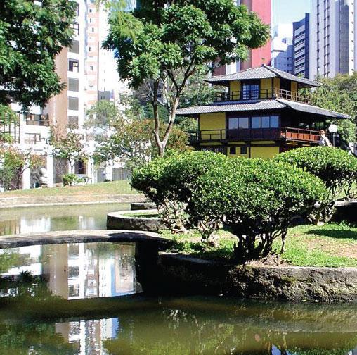 Praça do Japão - Curitiba